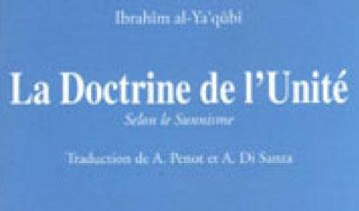 La Doctrine de l'Unité