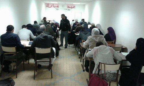 rencontre islamique bourget 2015