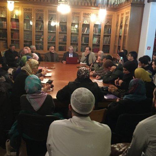 Conférence du Dr Rouiss Mounir