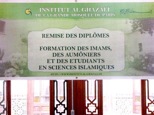 REMISE DE DIPLOME 2012