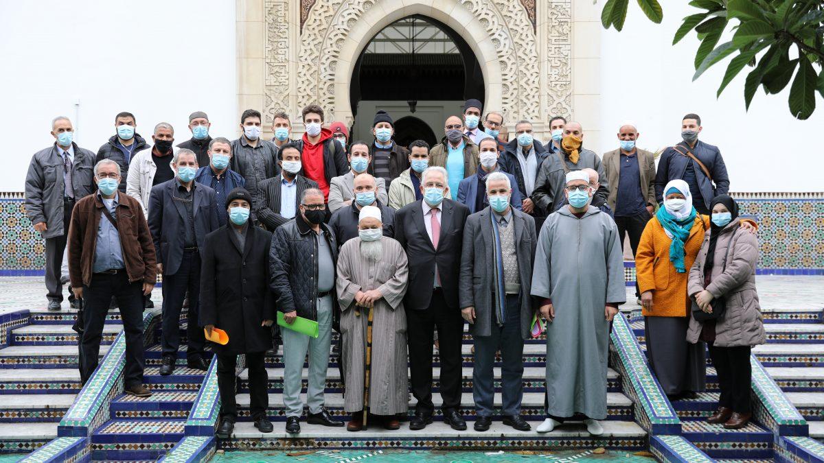 Rentrée de l'Institut Al-Ghazali et démarrage de la nouvelle formation des imams