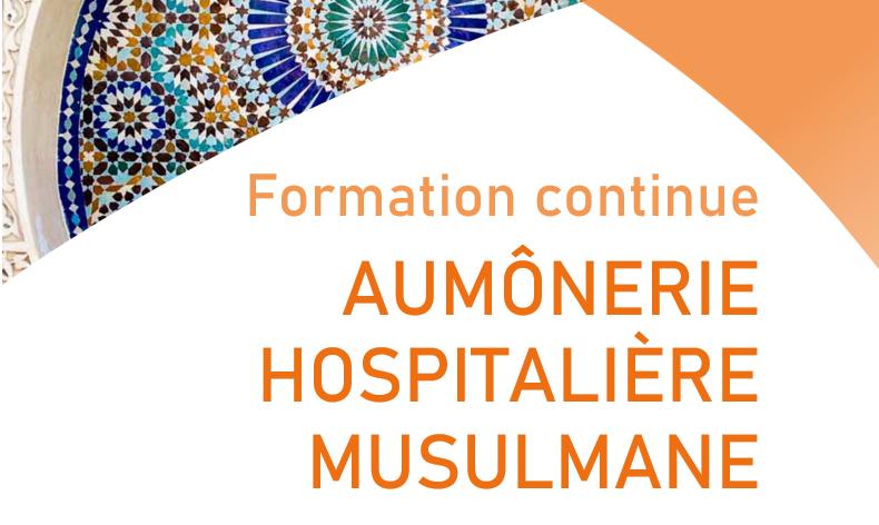 Nouvelle formation : aumônerie hospitalière musulmane